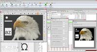 Bitmap2LCD screenshot medium