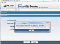 Office Mac 2011 Outlook Import to PST
