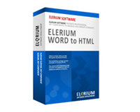 Elerium Word to HTML .NET