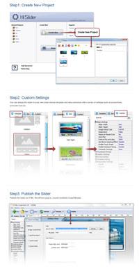 Free jQuery Content Slider Plugin Maker