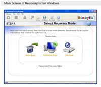 Windows Drive Data Recovery