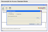 Tool to Repair Access File