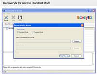 Repair Access File