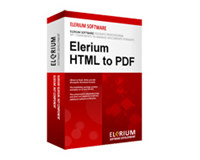 Elerium HTML to PDF .NET screenshot medium