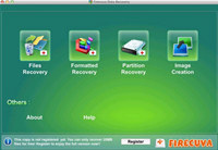 FireCuva Data Recovery for Mac
