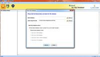 MS SQL Server repair screenshot medium
