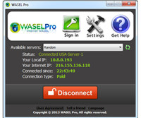 WASEL Pro Windows