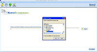 MySQL Data Recovery screenshot medium