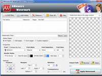 PDF Text Watermark