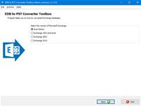 EDB to PST Converter Toolbox