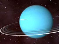 Uranus 3D Space Screensaver