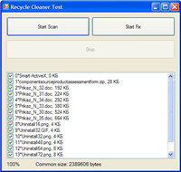 Recycle Cleaner ActiveX