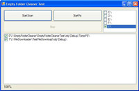 Empty Folder Cleaner ActiveX