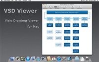 VSD Viewer - Visio® Viewer for Mac