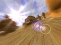 Amazing 3D Canyon Flight Screensaver