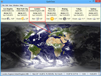 EarthTime screenshot medium