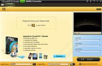 CloneDVD Studio Free MPEG Converter screenshot medium
