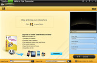 Xinfire Free MP4 to FLV Converter