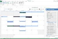 PrintableCal screenshot medium