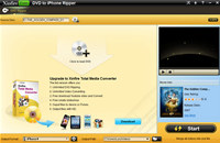 Xinfire Free DVD to iPhone Ripper