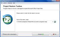 Project Restore Toolbox