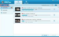 Wondershare AllMyTube screenshot medium