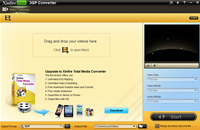 Xinfire Free 3GP Converter