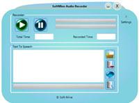 SoftMine Audio Recorder