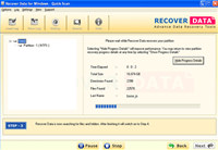 Windows Data Recovery Software 4.0 Crack screenshot medium