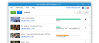 Free YouTube to MP3 Converter screenshot medium