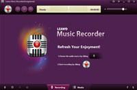 Leawo Music Recorder screenshot medium