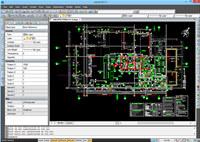nanoCAD screenshot medium