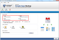 Google Drive Backup Tool screenshot medium