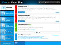 east-tec Eraser 2014 screenshot medium