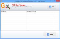 V2 Softlogic Google Talk Password Recovery