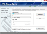 GameSwift screenshot medium