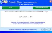 W32/CleanAutoRun Free Virus Removal Tool