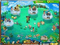 Snow Globe Farm World