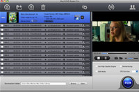 MacX DVD Ripper Pro Christmas Edition screenshot medium