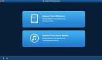 Leawo iOS Data Recovery for Mac