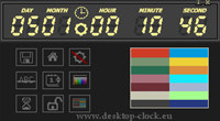 Voice Digital Clock and Countdown Timer screenshot medium