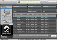 Aiseesoft iPod to Mac Transfer Ultimate screenshot medium