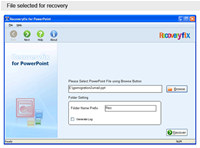 PowerPoint 2013 Recovery
