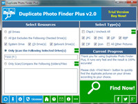Duplicate Photo Finder Plus screenshot medium