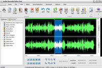 Audio Recorder Editor Free