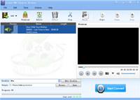 Lionsea WMA Converter Ultimate screenshot medium