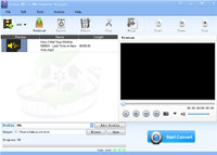 Lionsea MP3 To WMA Converter Ultimate screenshot medium