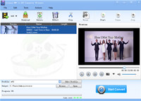 Lionsea WMV To AVI Converter Ultimate