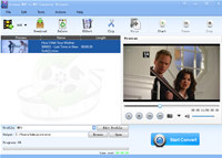 Lionsea M4P To MP3 Converter Ultimate screenshot medium