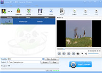 Lionsea MP4 To MPEG Converter Ultimate screenshot medium